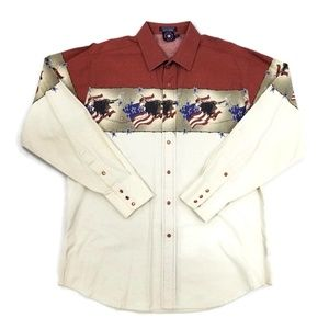 Panhandle Slim Shirt Size Large